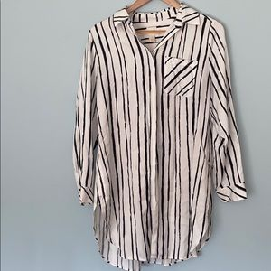 Chico's Striped Tunic